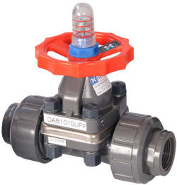 Hayward DAB series Diaphragm Valve