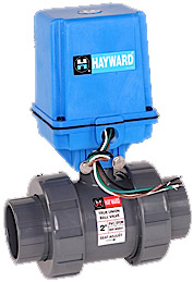 HAYWARD EA SERIES AUTOMATED BALL VALVE