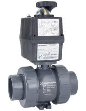 HAYWARD ECP SERIES AUTOMATED BALL VALVE