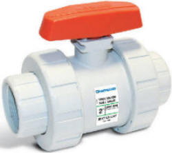 GFPP true union ball valve