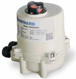 Hayward HRSN series electric actuator for ball and butterfly valves
