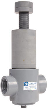 Hayward PR series pressure regulating valves